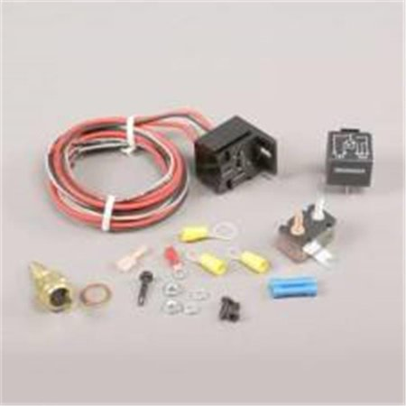 Tremendous Painless Wiring Pwi30106 Gm Gen Iii Fan Relay Kit For Chevrolet44 Wiring Digital Resources Aeocykbiperorg