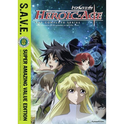 Heroic Age: The Complete Series (S.A.V.E.)