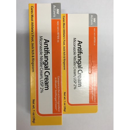 Alpharma Miconazole Nitrate 2% Antifungal Cream - 1