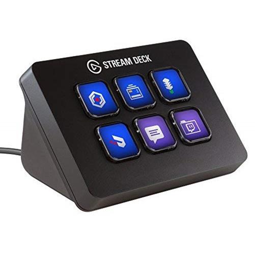 Elgato Stream Deck Mini 6 LCD Keys