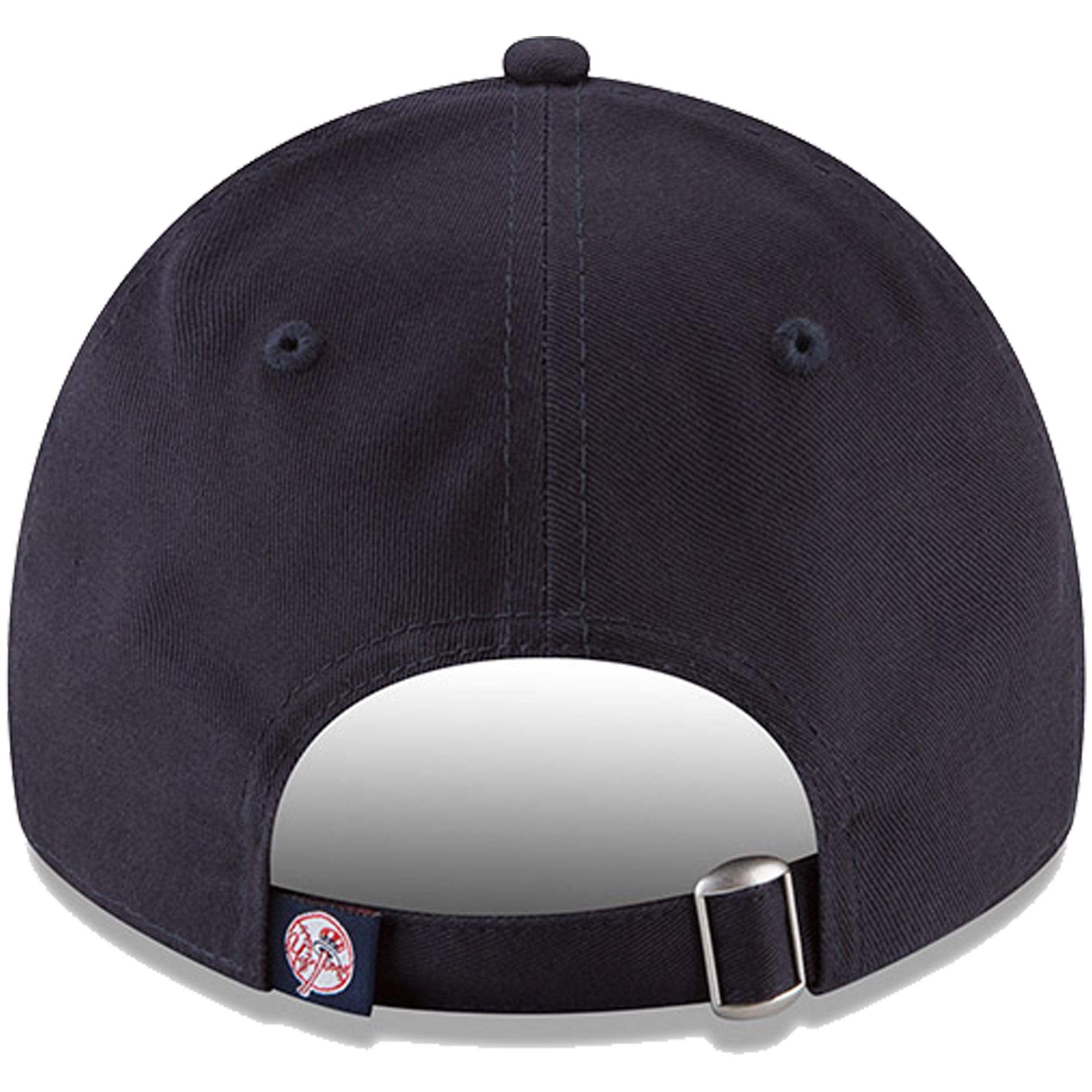 9c434d39ca904 New York Yankees New Era Women s 2018 Postseason Side Patch 9TWENTY  Adjustable Hat - Navy - OSFA - Walmart.com