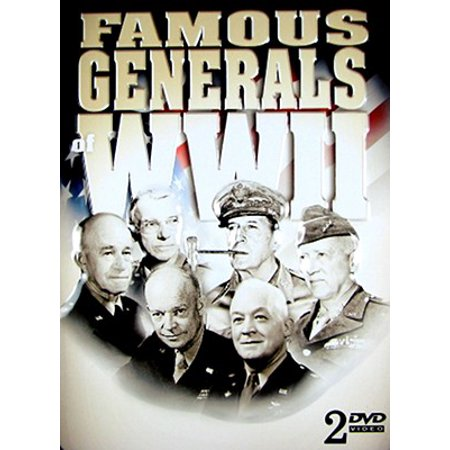 Famous Generals of WWII (DVD) - Famous Groups Of 4 Women