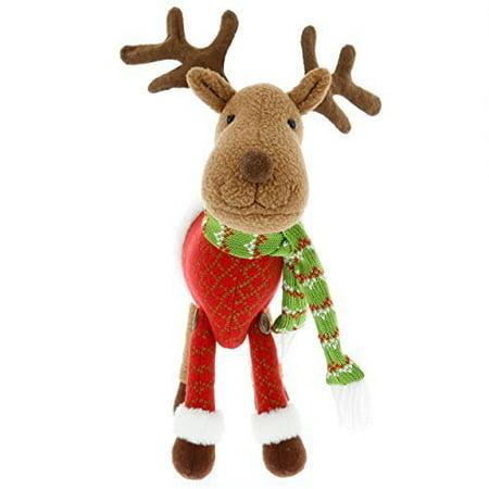 Reindeer Plush 12