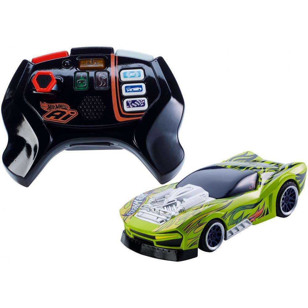 Hot Wheels A.i. Street Shaker Car & Controller by Mattel