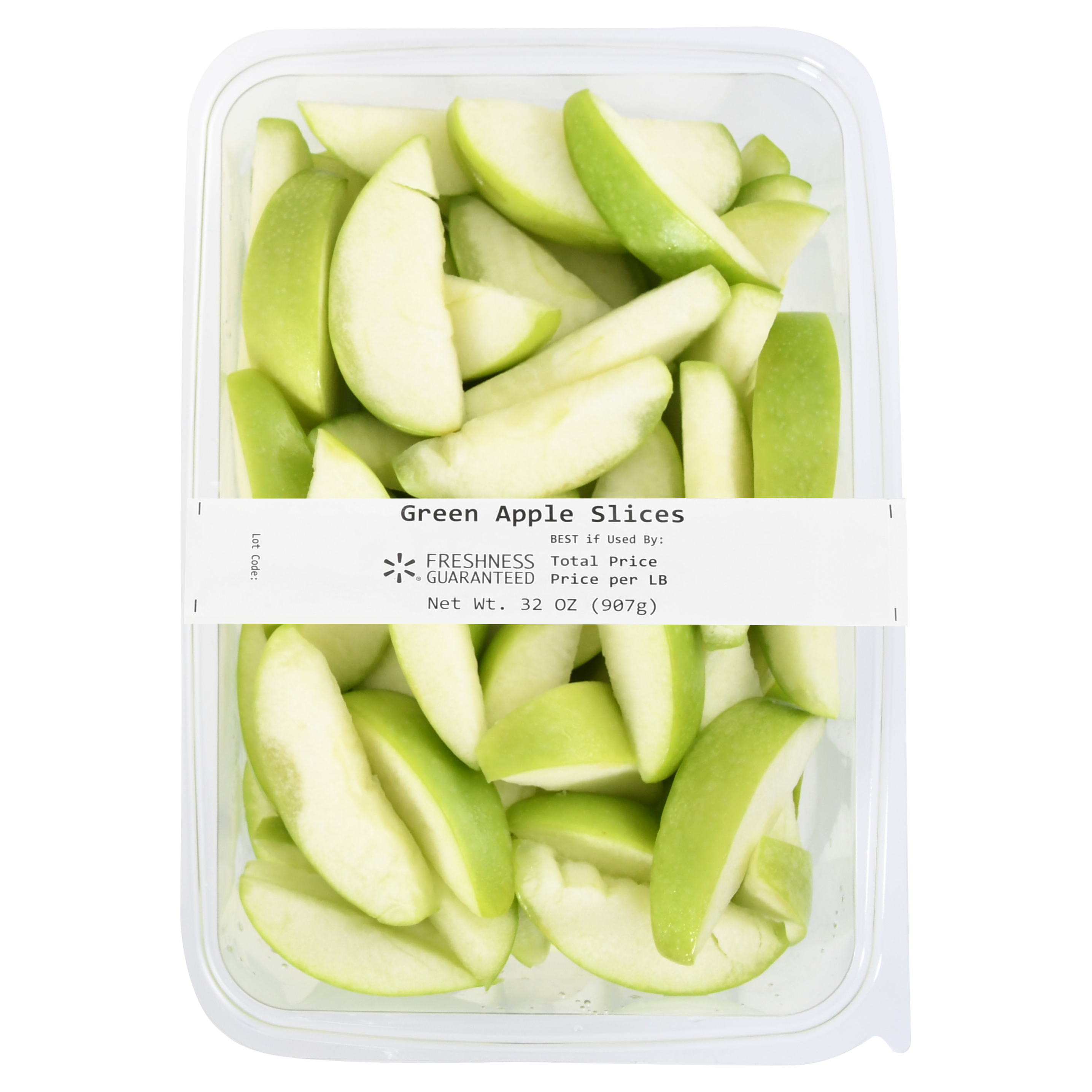 Green Apple Slices, 32 oz