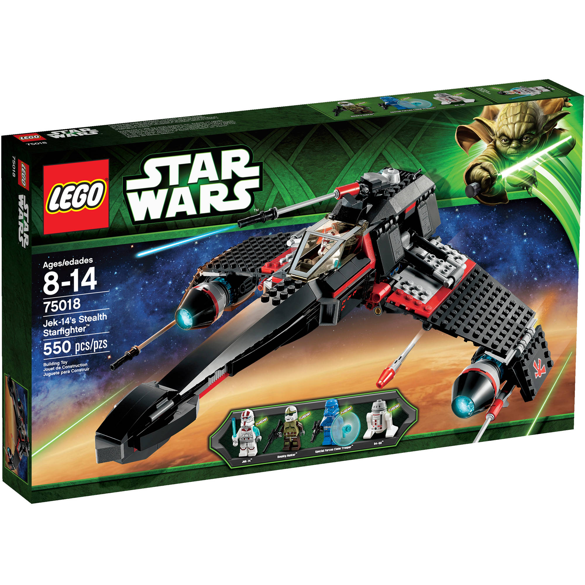 LEGO Star Wars Jek-14 Stealth Starfighter