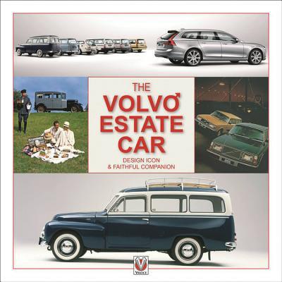 Dental Icon Designs (The Volvo Estate : Design Icon & Faithful Companion )