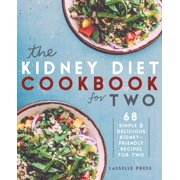 Kidney Diet Cookbook for Two