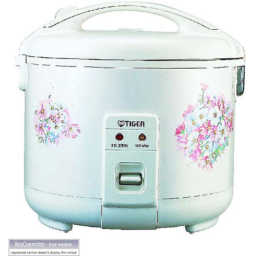 Tiger 3-Cup Rice Cooker