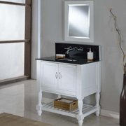 Direct Vanity Sink Mission Turnleg Spa Premium 32S10 32 in. Single Bathroom Vanity