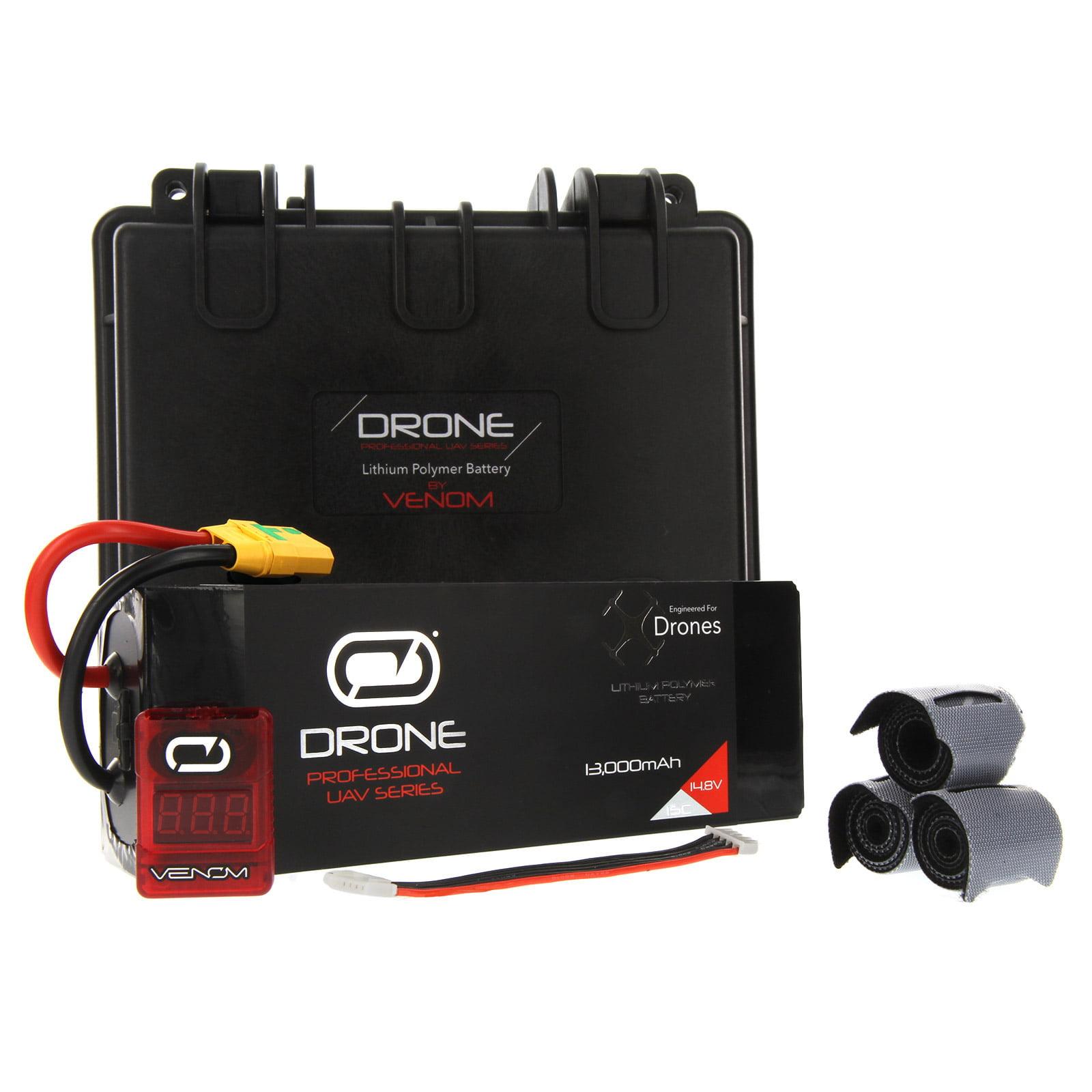 Tarot Iron Man 650 15C 4S 13000mAh 14.8V LiPo Drone Pro Battery by Venom