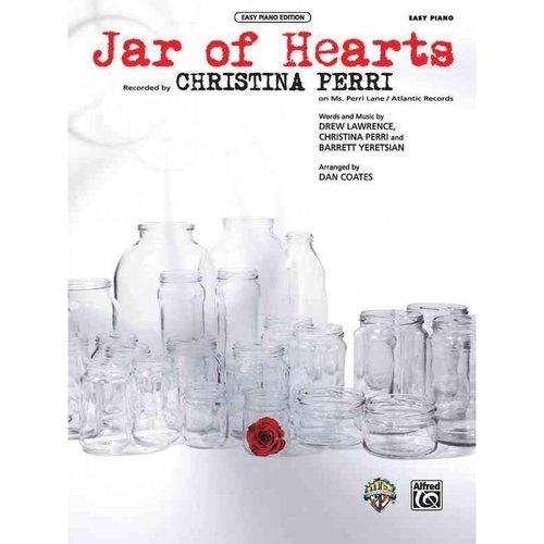 Jar of Hearts: Easy Piano Edition, Sheet