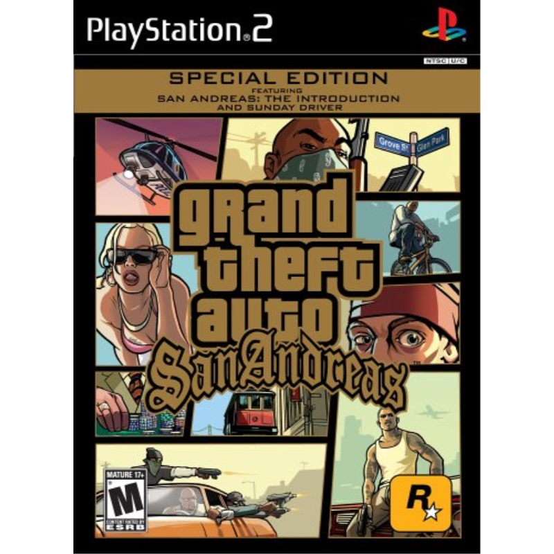 Grand Theft Auto: San Andreas Special Edition