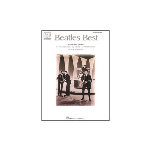 Hal Leonard Beatles Best - Guitar Book
