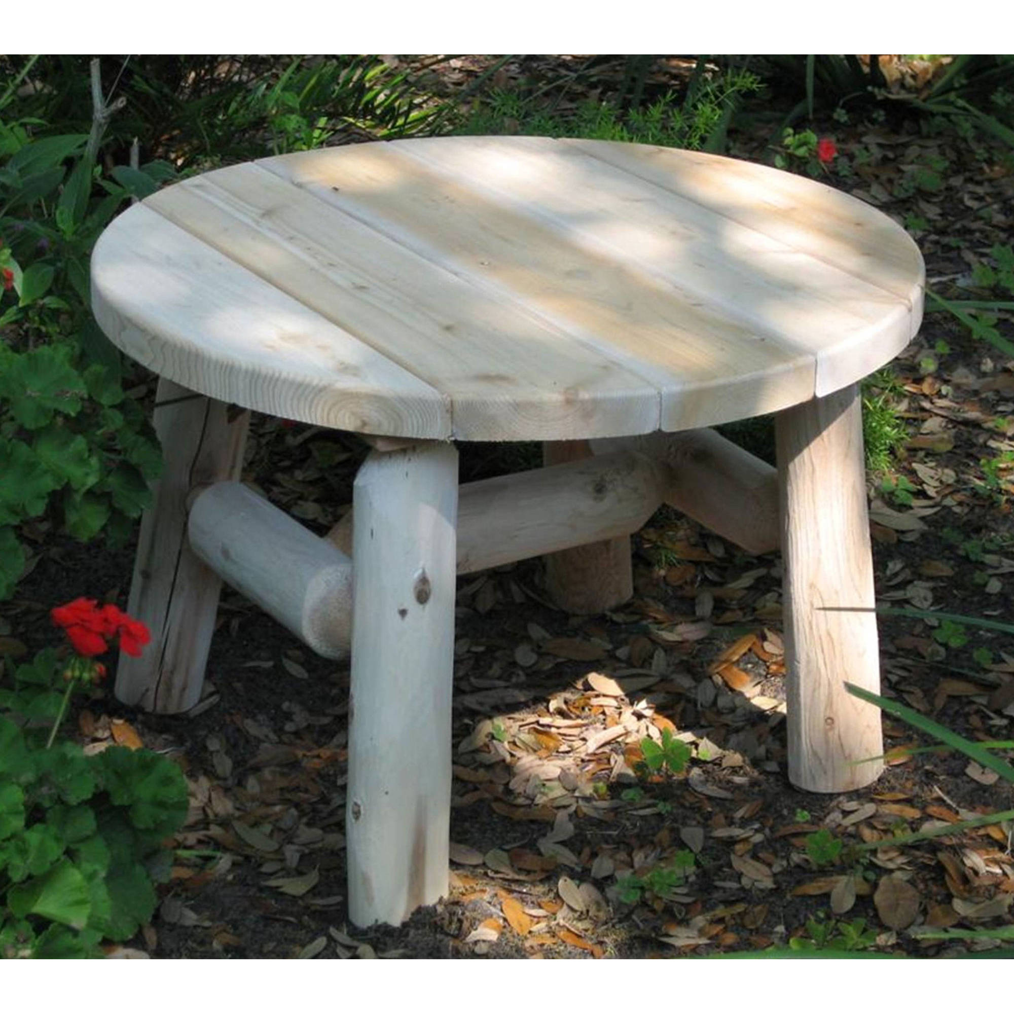 "Lakeland Mills 26"" Round Coffee Table by Lakeland Mills"