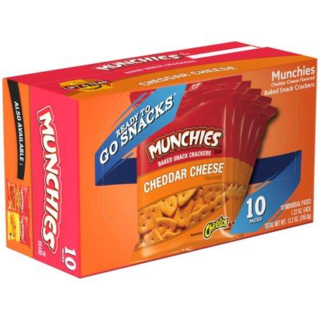 Munchies cheddar