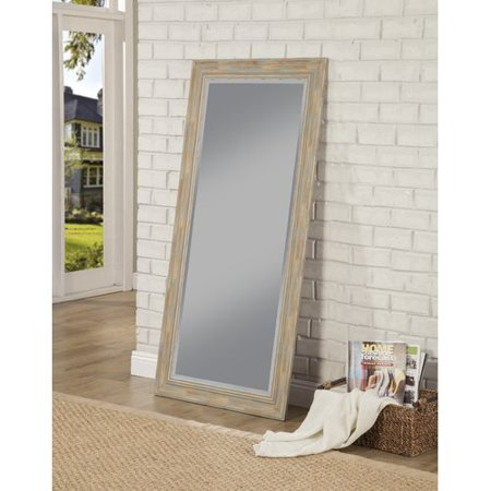 Gracie Oaks Javed Leaning Full Length Mirror