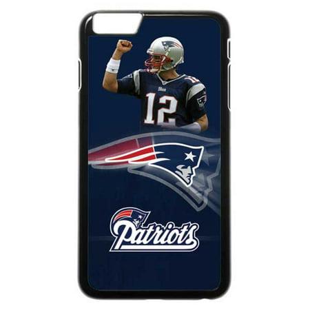 Tom Brady Patriots iPhone 6 Plus Case