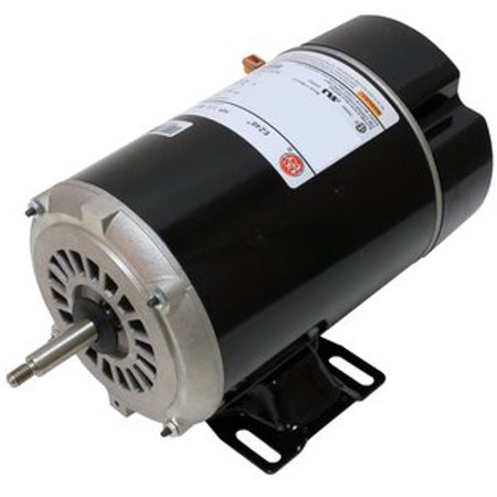 - 1 hp 3450/1725 RPM 48Y Frame 115V 2-Speed Pool & Spa Electric Motor US Electric Motor # EZBN37