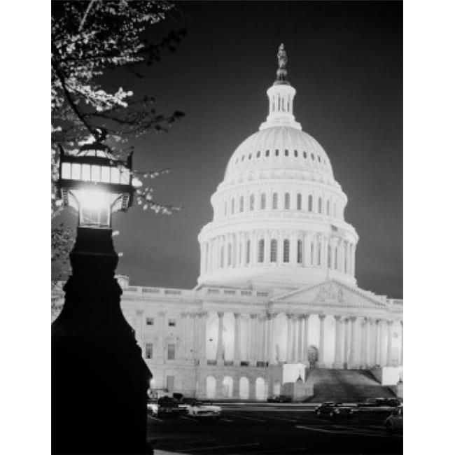 Superstock SAL255424404LARGE USA Washington D.C. Capitol Building Poster Print, 24 x 36 - Large - image 1 of 1