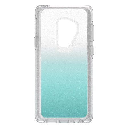 cheap for discount be5c3 4dff5 OtterBox Symmetry Series Clear Case for Galaxy S9 Plus, Aloha Ombre