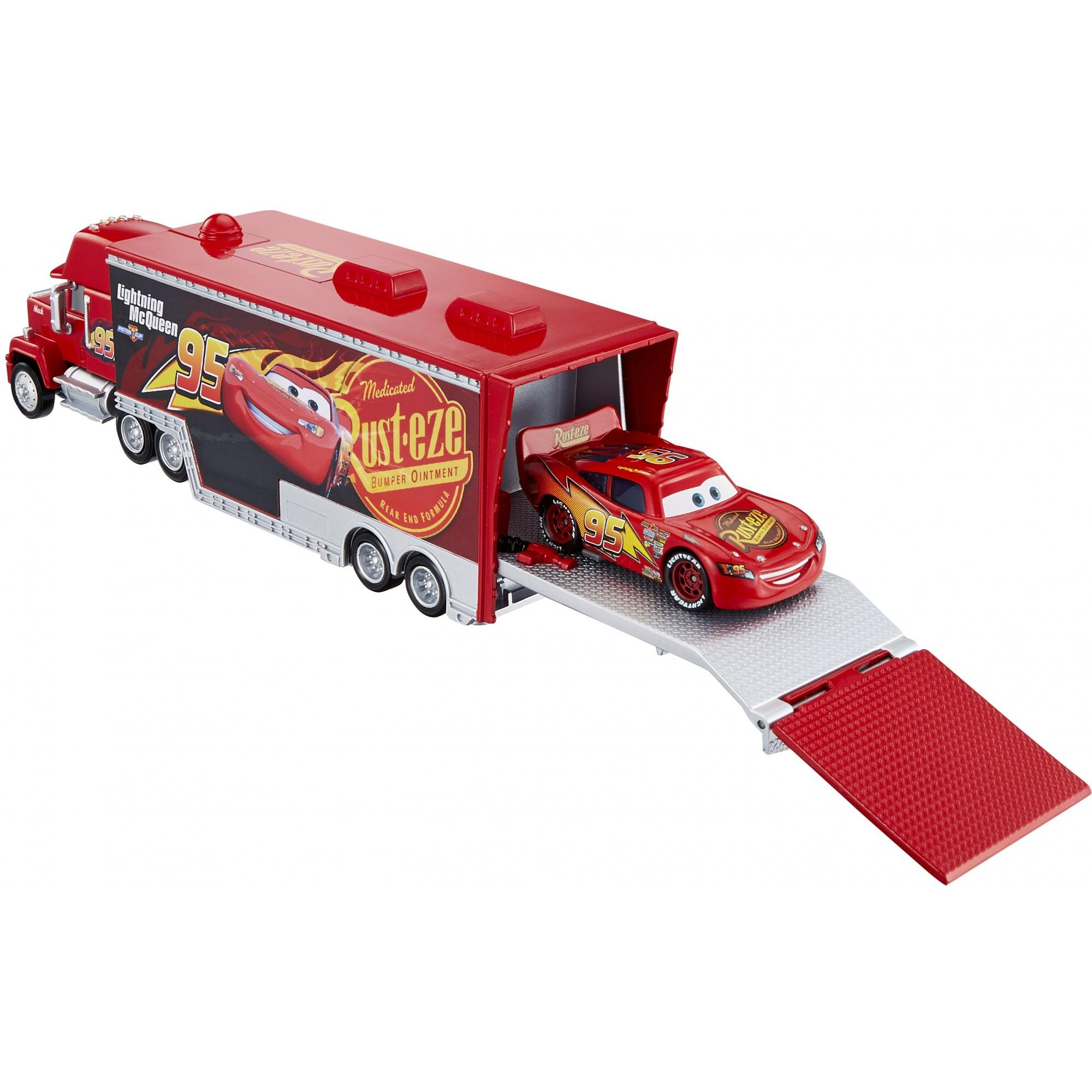 156f890bfcfac Disney/Pixar Cars 3 Mack Hauler Die-Cast Character Vehicle