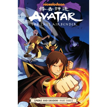Avatar: The Last Airbender-Smoke and Shadow Part Three ()