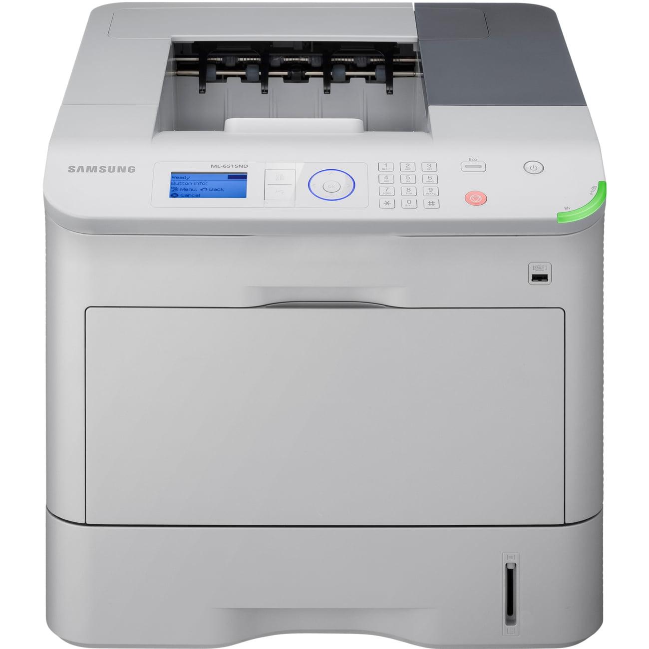 Samsung Proxpress Ml-6515nd Laser Printer - Monochrome - ...