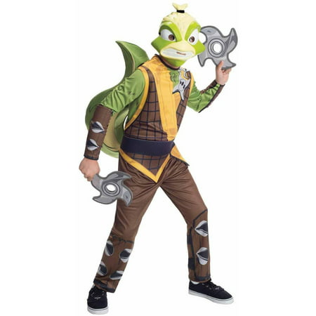 Skylanders Swap Force Stink Bomb Boys' Child Halloween Costume - Skylander Costumes For Girls