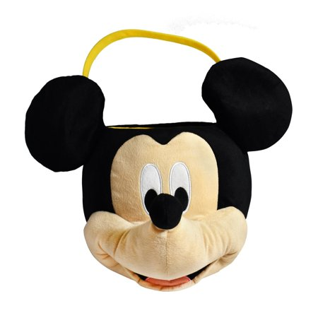 Mickey Easter Basket (Disney Mickey Mouse Jumbo Plush Easter)