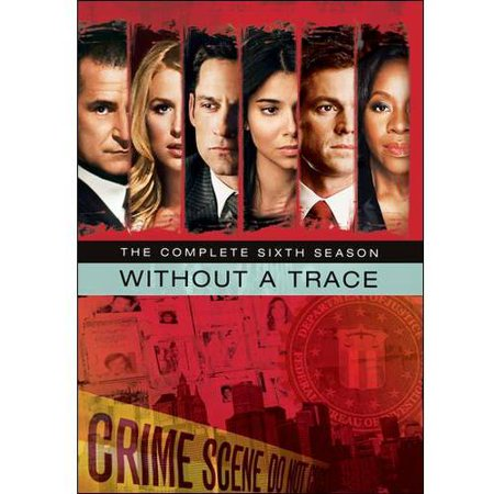 Without A Trace  The Complete Sixth Season  Widescreen