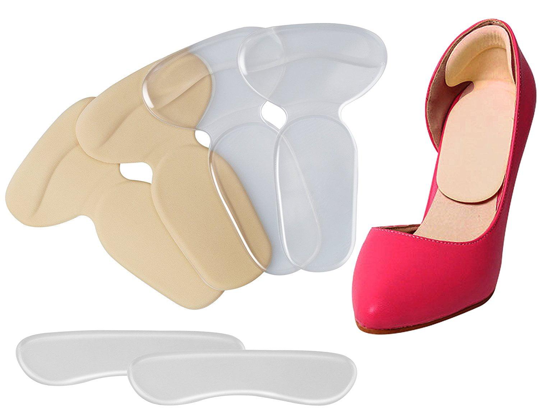 inserts Gel Insoles cushion Footwear High Heel comfort USA SLR Shoe pads