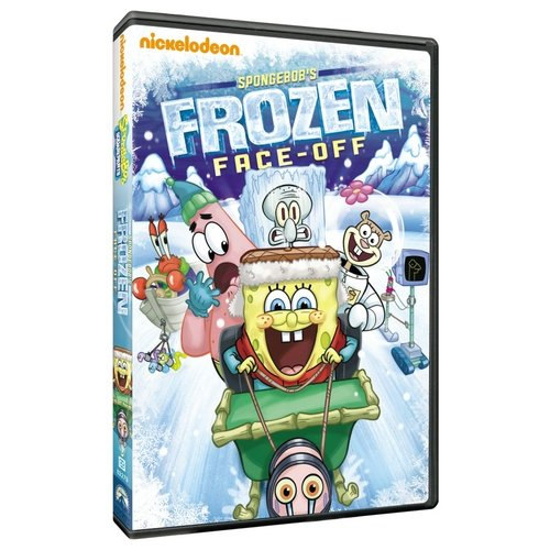 Spongebob Squarepants: Spongebob's Frozen Face-Off (Full Frame)