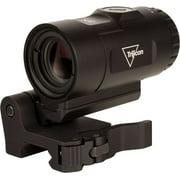 Trijicon Mro Hd 3x Magnifier - W/flip To Side Mount