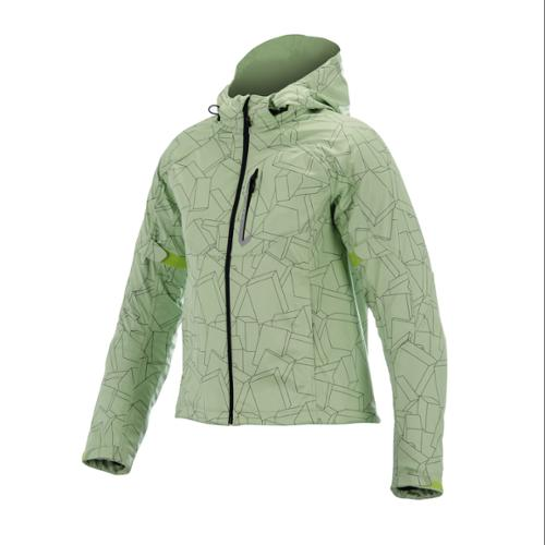 Alpinestars Stella Spark Softshell Jacket Green/Black