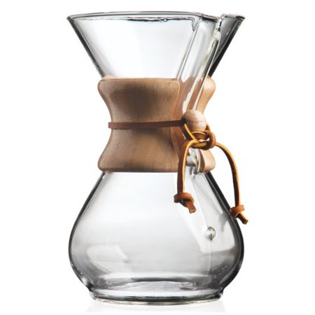 6-Cup Classic Series Glass Coffee Maker, Ship from USA,Brand Chemex