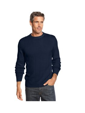 ee159f04b724 Product Image John Ashford Mens Ribbed Pullover Sweater