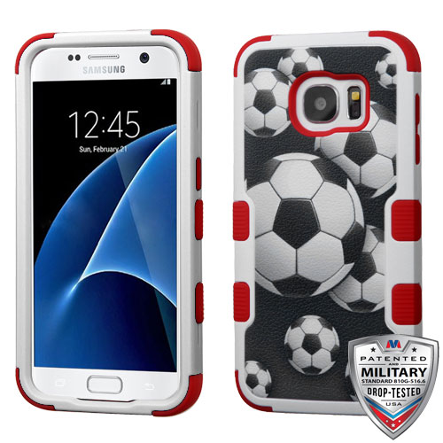 [Samsung Galaxy S7] Holster Case, Supreme Protection Hard Plastic Case