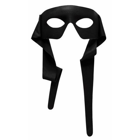Zorro Bandit Black Ninja Turtles Eye Mask Masquerade Costume - Ninja Turtle Masks