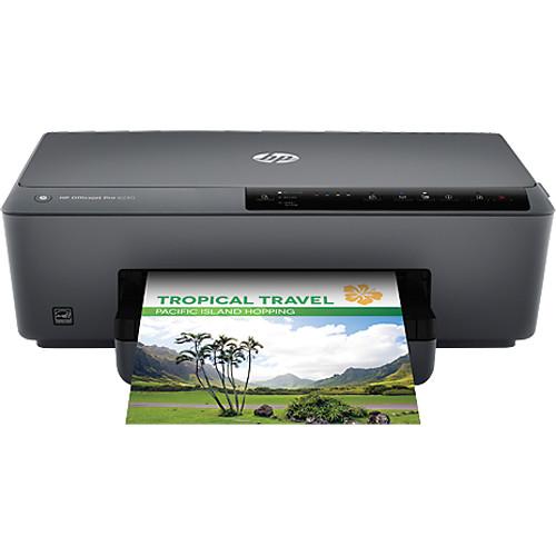 HP Officejet Pro 6230 Color ePrinter w  Thermal Inkjet Print Technology by HP