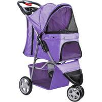 Paws & Pals Dog & Cat Folding Stroller