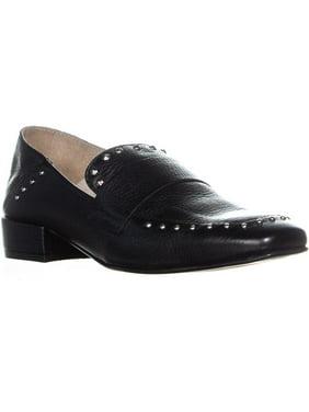 Womens Kenneth Cole New York Bowan 2 Slip-On Loafers, Black