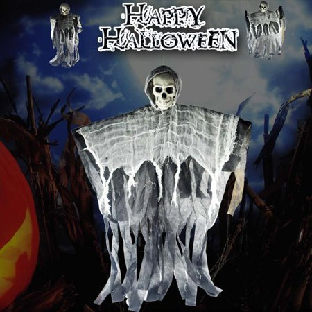 Boyijia Halloween Decor Haunted House Hanging Horror Props Home Door Bar Club Halloween Decorations - image 4 of 7