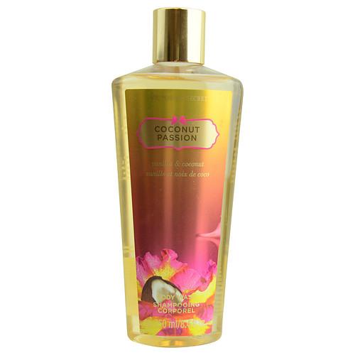 Victoria's Secret 18163776 By Victoria's Secret Coconut Passion Body Wash 8.4 Oz