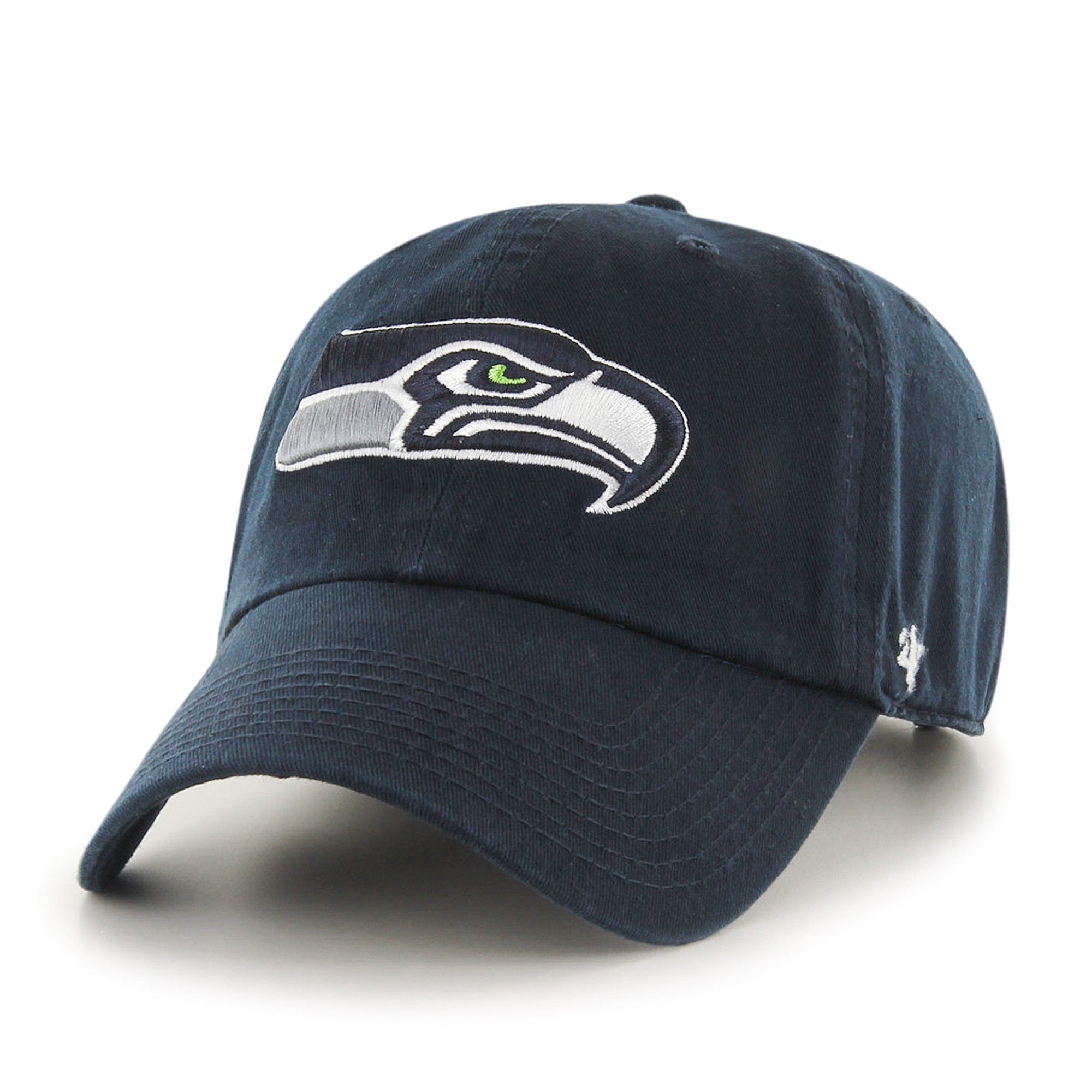 finest selection 9d124 ae5fd Seattle Seahawks NFL Clean Up Team Cap