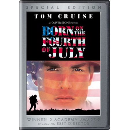 Born On The Fourth Of July (DVD) (On This Day A King Was Born)