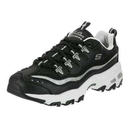 Skechers Women's D'Lites Now & Then Casual Shoe