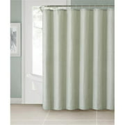 Luxury Home Soho Shower Curtain, Sage - 72 x 72 inch