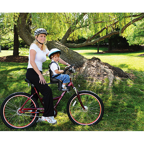 WeeRide, Kangaroo Ltd Special Edition, Center-Mounted Bicycle Child Carrier