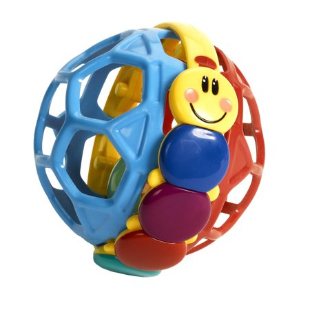 Baby Einstein Bendy Ball Rattle Toy ()